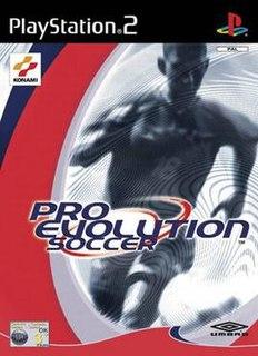 <i>Pro Evolution Soccer</i> (video game) 2001 video game