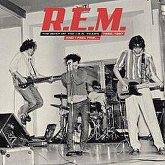 And I Feel Fine... The Best of the I.R.S. Years 1982–1987 - Image: R.E.M. And I Feel Fine... The Best of the I.R.S. Years 1982–1987