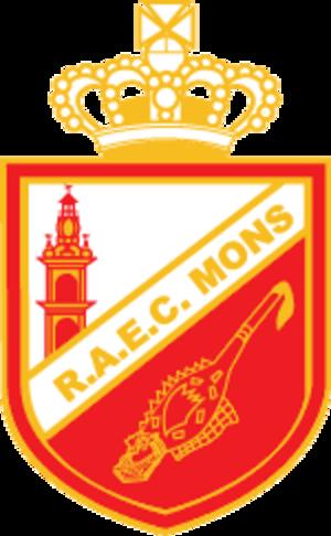 R.A.E.C. Mons - Image: RAEC Mons