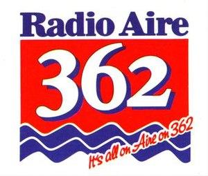 Radio Aire - Radio Aire's original logo