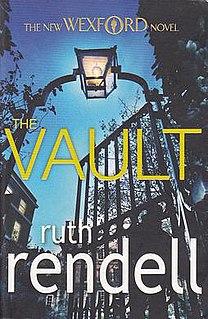 <i>The Vault</i> (novel) book by Ruth Rendell