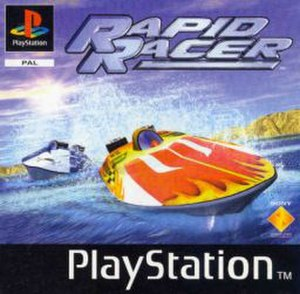 Rapid Racer - Image: Rapid Racer cover