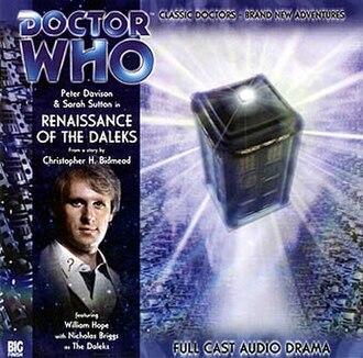 Renaissance of the Daleks - Image: Renaissance of the Daleks