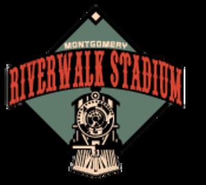 Montgomery Riverwalk Stadium - Image: Riverwalk Stadium