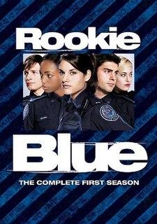 <i>Rookie Blue</i> (season 1)
