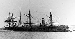 SMS Drache - Drache c. 1866