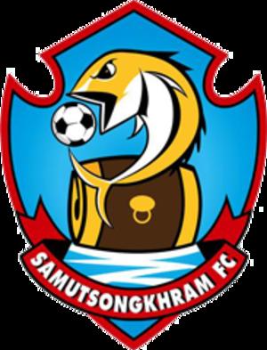 Samutsongkhram F.C. - Image: Samut songkram fc