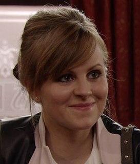 Sarah Platt Fictional character from the British soap opera Coronation Street