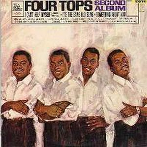 Four Tops Second Album - Image: Secondalbum