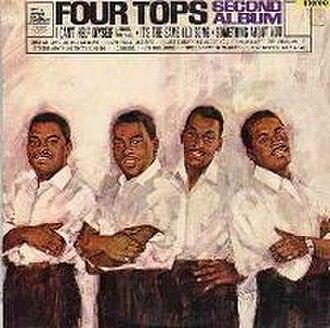 Four Tops Second Album - Image: Secondalbum