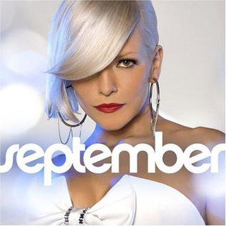September (2008 album) - Image: September US Album
