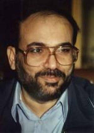 Fathi Shaqaqi - Image: Shaqaqi of pij