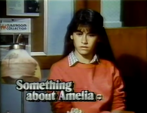 Something About Amelia - Image: Something About Amelia 1984 TV movie