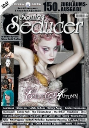 Sonic Seducer - Front cover of the 150th issue, July 2012