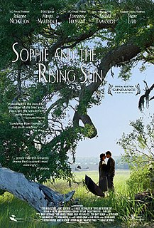 <i>Sophie and the Rising Sun</i> (film) 2016 film by Maggie Greenwald