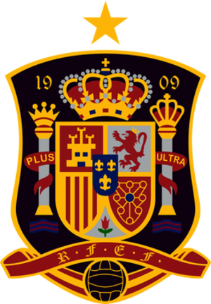 Spain national under-19 football team - Image: Spain National Football Team badge