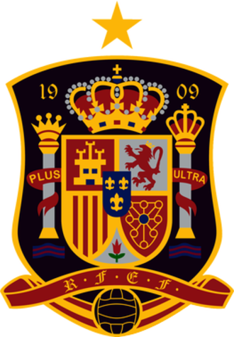 Spain national under-21 football team - Image: Spain National Football Team badge