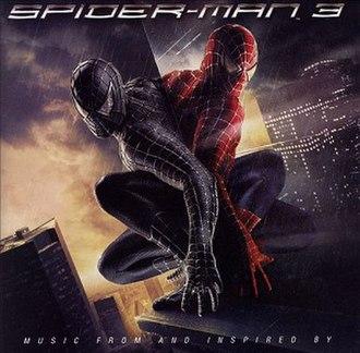 Spider-Man 3 (soundtrack) - Image: Spider man 3ost
