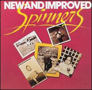 New and Improved (The Spinners album) - Image: Spinnersnew