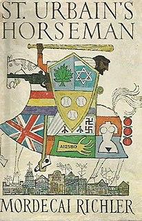 <i>St. Urbains Horseman</i> book