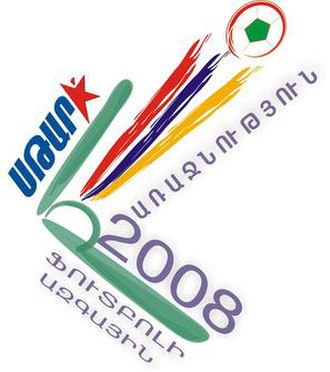 2008 Armenian Premier League - Image: Star Arm League 2008 Logo