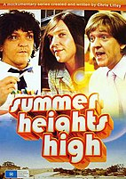 Summer Heights High DVD cover