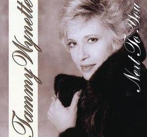 Next to You (Tammy Wynette album) - Image: Tammy Wynette Next to You