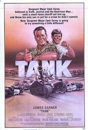 Tank (film) - Film Poster