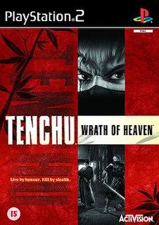 <i>Tenchu: Wrath of Heaven</i> video game