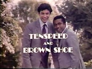 Tenspeed and Brown Shoe - Image: Tenspeed Brown Shoe