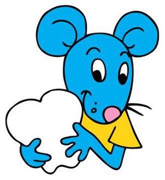 The Little Mouse - The Little Mouse as depicted in 'Les Secrets de la Petite Souris des dents de lait'