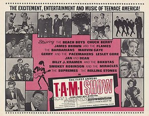 T.A.M.I. Show - Movie poster