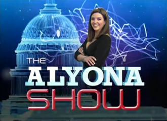 The Alyona Show - Title card