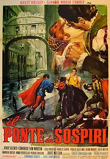 <i>The Avenger of Venice</i> 1964 film by Carlo Campogalliani, Piero Pierotti