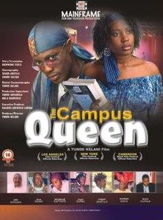 <i>The Campus Queen</i> film dir. by Tunde Kelani ; starr.: Segun Adefila ... [et al.]