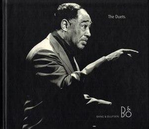 The Duets (Mulgrew Miller album) - Image: The Duets album cover