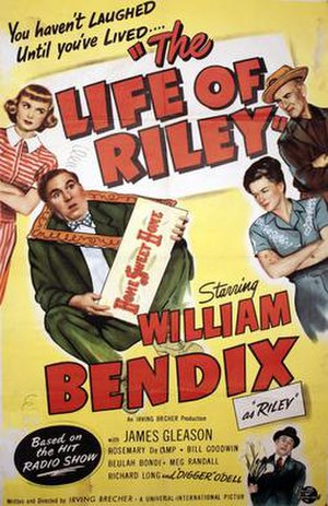 The Life of Riley (1949 film) - Image: The Life of Riley (1949 film)