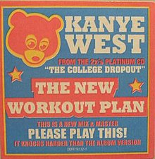 Kanye West Workout Plan