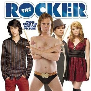 The Rocker: Music from the Motion Picture - Image: The Rocker Music from the Motion Picture
