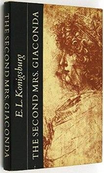<i>The Second Mrs. Giaconda</i> novel by E. L. Konigsburg