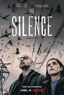 <i>The Silence</i> (2019 film) 2019 American-German horror film directed by John R. Leonetti