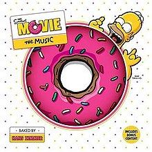 The Simpsons Movie The Music Wikipedia