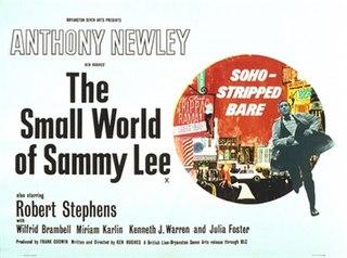 <i>The Small World of Sammy Lee</i> 1963 British film