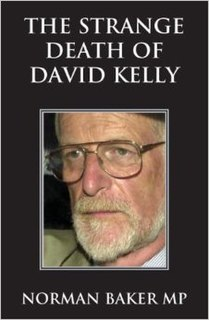 <i>The Strange Death of David Kelly</i> book by Norman Baker
