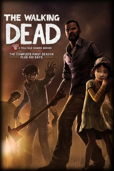 Picture of a game: The Walking Dead: A Telltale Games Series