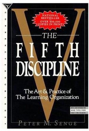 The Fifth Discipline - Image: The fifth discipline cover