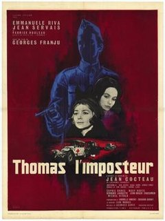 <i>Thomas the Impostor</i> 1964 film by Georges Franju