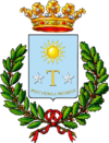 Coat of arms of Tito