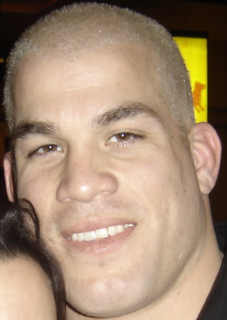 Tito Ortiz American mixed martial arts fighter