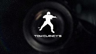 Tom Clancy's - Current logo of the Tom Clancy's franchise since 2010 (taken from Splinter Cell Blacklist)